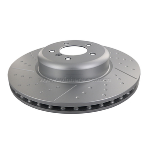 Aftermarket Brake Disc for BMW Front ECE R90