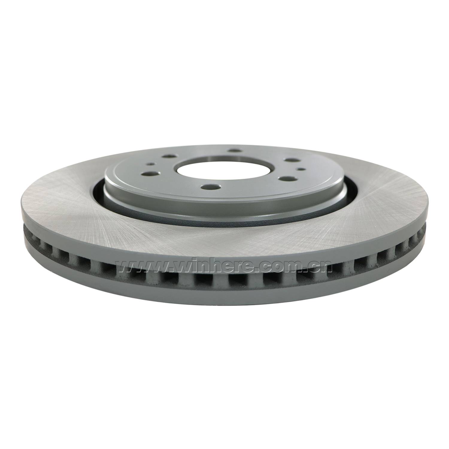 OEM Painted Front Brake Disc for FORD (USA) ECE R90