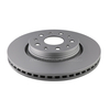 Passenger Car Front Ventilated Brake Disc for OE#68250087AA/68250085AA