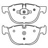 Anti Rust Ceramic Brake Pad ECE R90