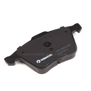 Front ECE R90 Ceramic Brake Pad for VOLVO