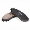 Front Ceramic Copper Free Brake Pad for OE#45022-SHJ-A00 Auto Spare Parts