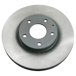 Auto Spare Parts Front Brake Disc(Rotor) for OE#K01133251A/K01133251B/GHP933251A/GV9B33251A/5HA033251