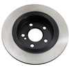 Auto Spare Parts Rear Brake Disc(Rotor) for OE#2464230712/2464230112/43206HG00B/A246423011207