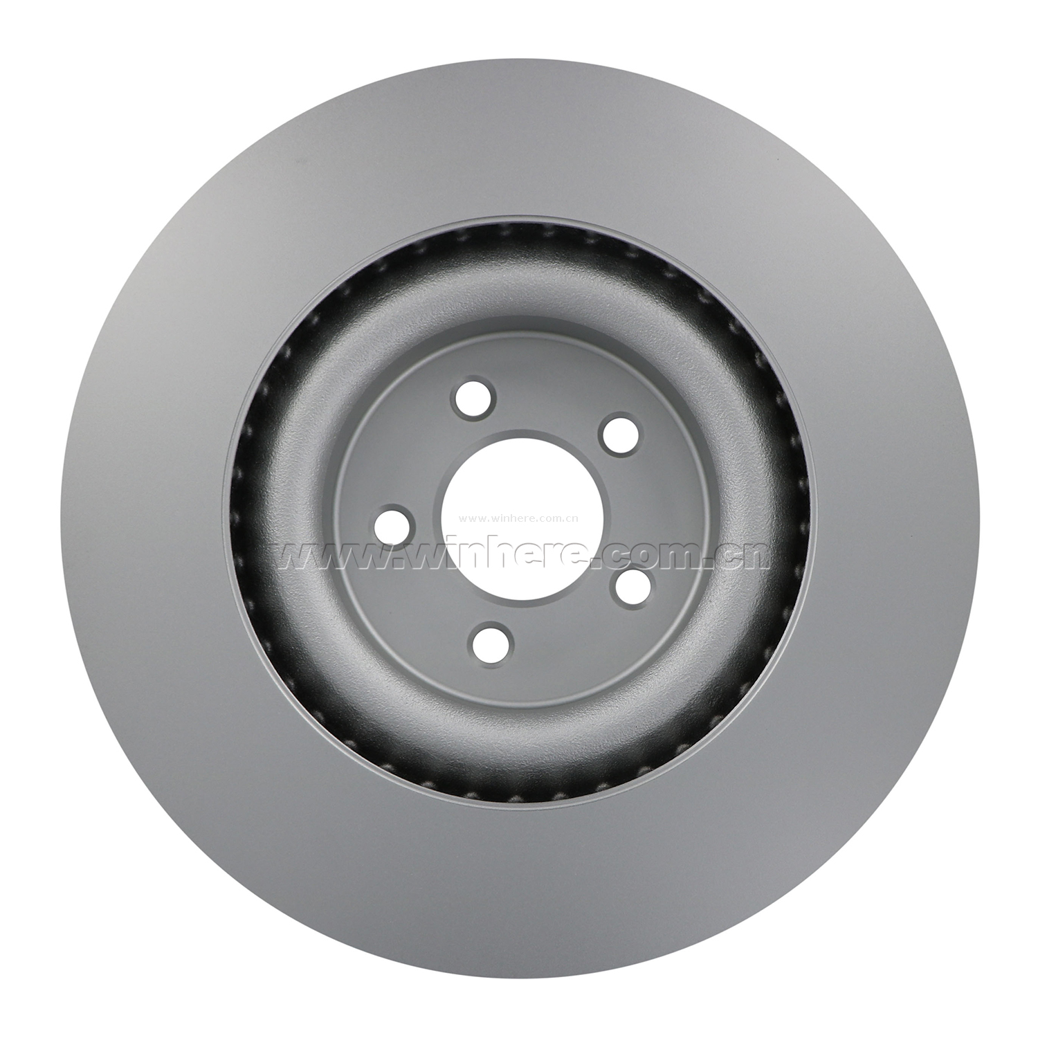 Long Life Front Brake Disc for FORD (USA) ECE R90