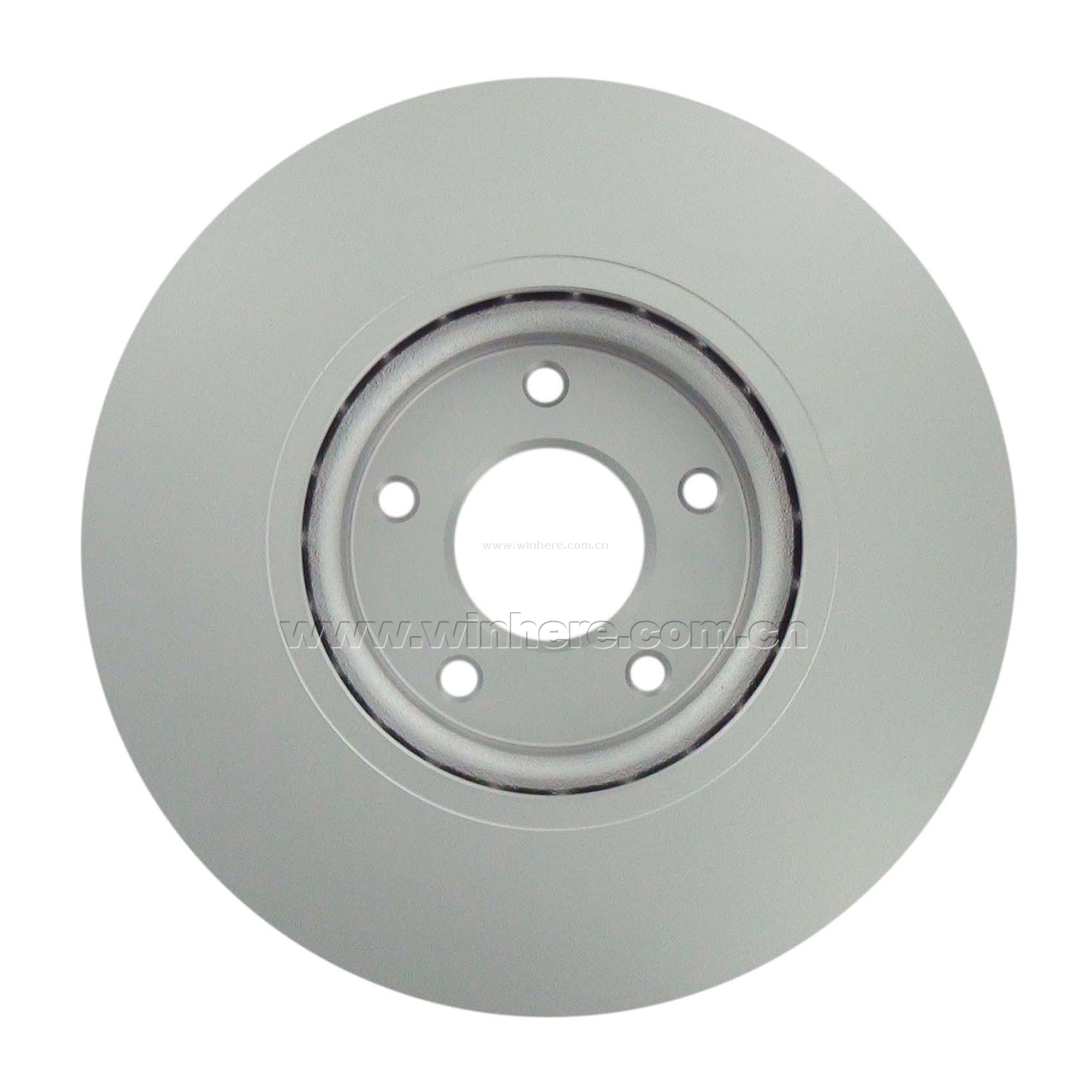 Long Life Friction Front Brake Disc ECE R90 Auto Spare Parts